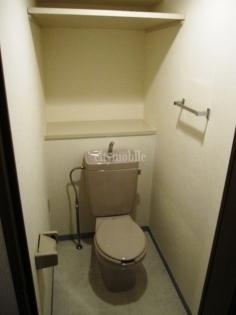 グランフォンテ>トイレ