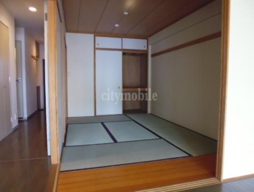 イーハトープ弐番館>和室