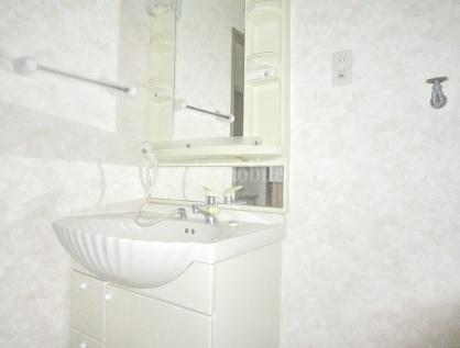 ベルデュール>洗面所
