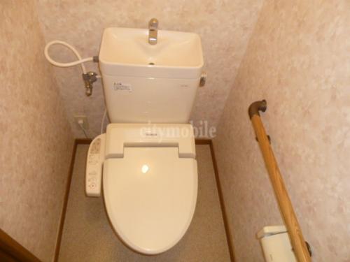 フロレスタ・パラセッテ>トイレ