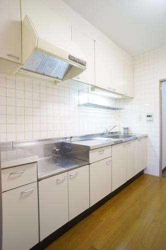 トミンハイム横川一丁目>キッチン