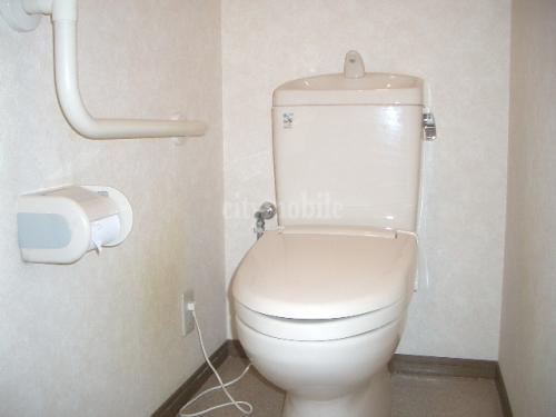 グランドソレーユ・M>トイレ