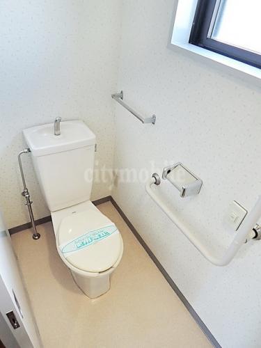 ヴェルヌーブ>トイレ