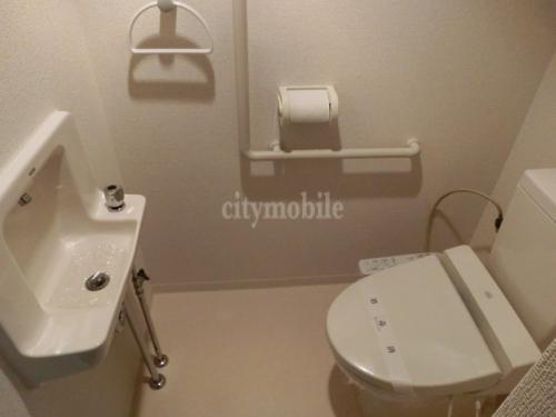 グレース・篠>トイレ
