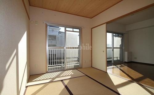 コーポレート小金井梶野通り>和室