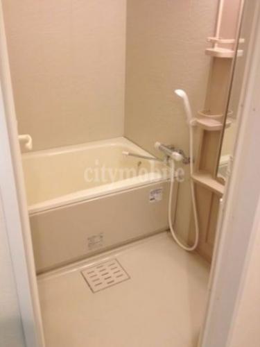 レジデンス・クレド駒込>バスルーム