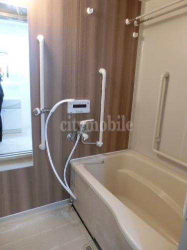 ベルメゾンヨシダ・2番館>浴室