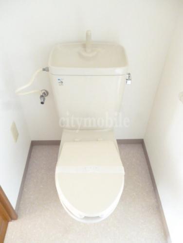 シエル ポレール>トイレ