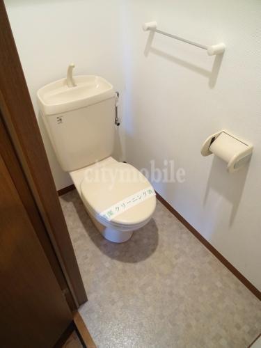 シトラスガーデン東葛西>トイレ