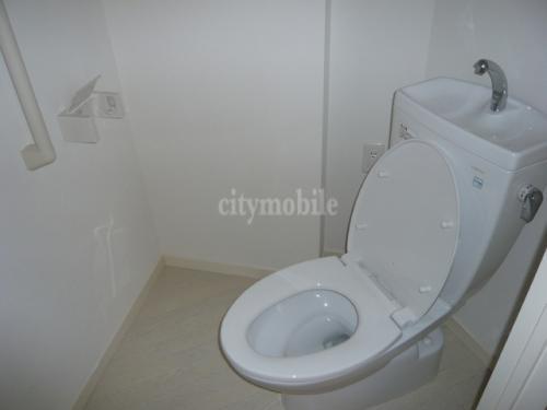 ベルジュ横濱本郷台>トイレ
