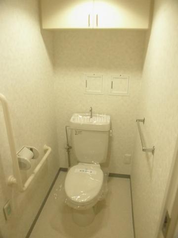 エスポワール祖師谷>トイレ