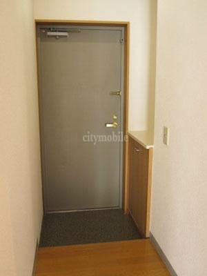 エミネンスアビス>玄関