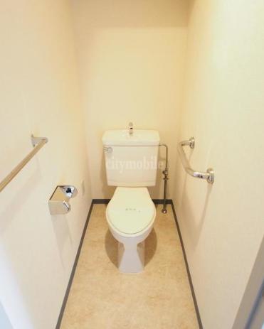 さくらマンション>トイレ