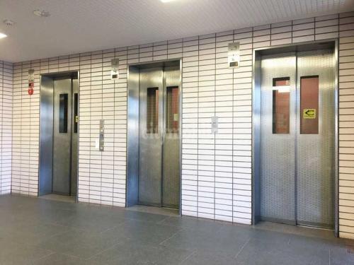 コーシャタワー佃>エレベーター