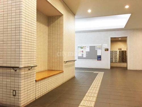 コーシャハイム南砂駅前>エントランスロビー