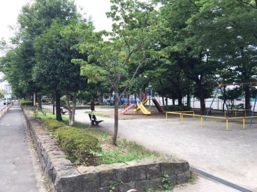 エミエルタワー竹の塚>周辺公園