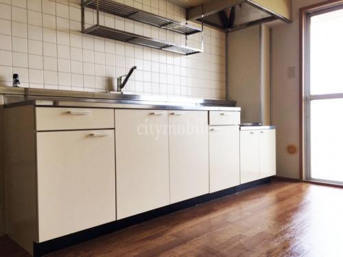 青井五丁目住宅>キッチン