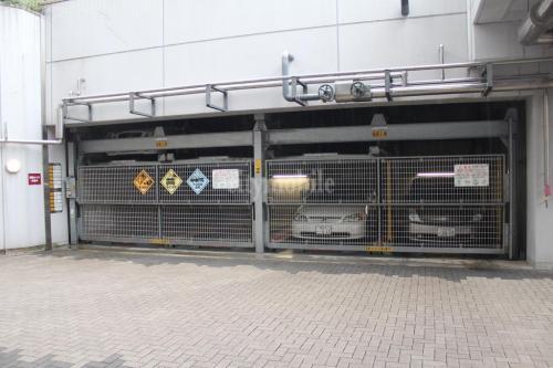 コラム神泉>駐車場
