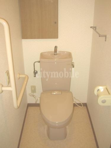 フォーチュン高野台>トイレ