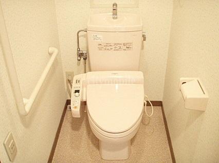 イルニードマンション>トイレ