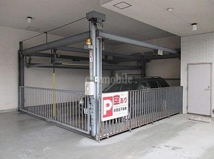 ヴィクトリー東峰Ⅱ>駐車場