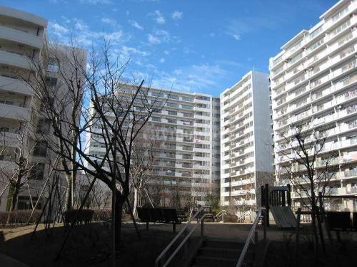 コンフォール川崎富士見>外観
