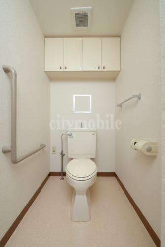フォアフロント上北沢>トイレ