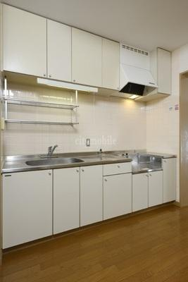 トミンハイム東新小岩六丁目>キッチン