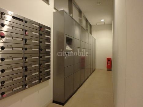 西国分寺ライフタワー>メールボックス