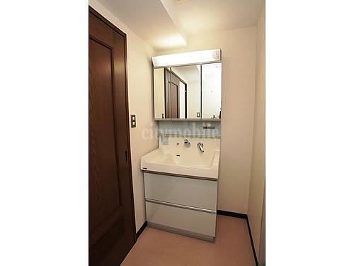 幕張ベイタウン ミラリオ>洗面所