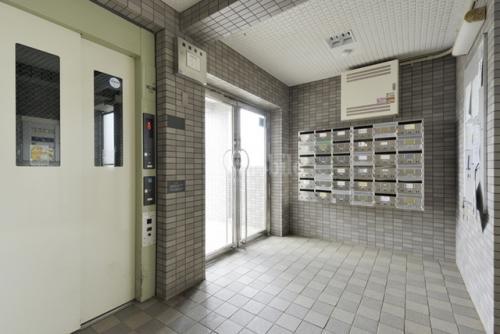 リバーサイド一番橋>エレベーター