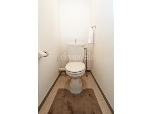 プロムナード北松戸>トイレ
