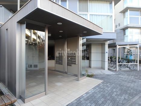 グリーンタウン小金井>エントランス