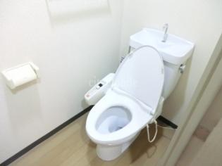 ホワイトヒルズ境野>トイレ