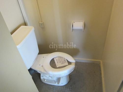 さつきが丘団地>トイレ
