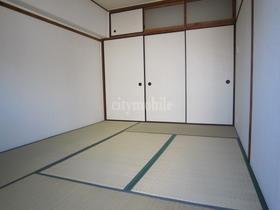 蒲田駅前ハイツ>和室