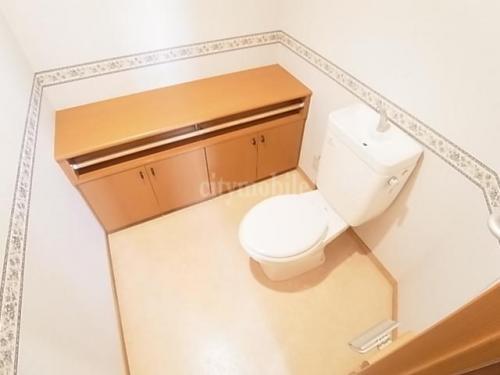 フォーレスト北綾瀬Ⅱ>トイレ