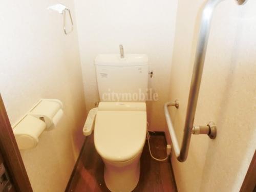 ルミナス成城>トイレ