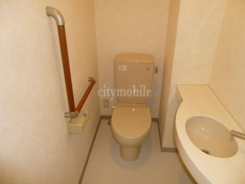レヴァンテ・イコウ>トイレ