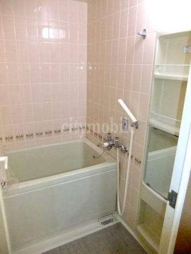 プラザサンタナカ5号館>浴室