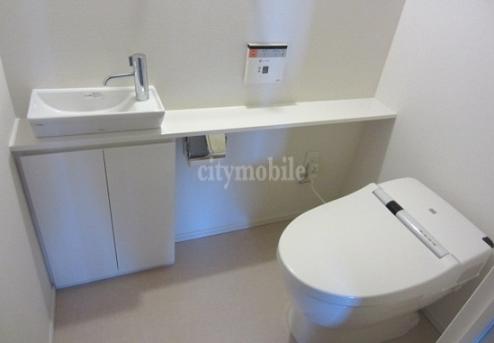 パークハウス清澄白河タワー>トイレ