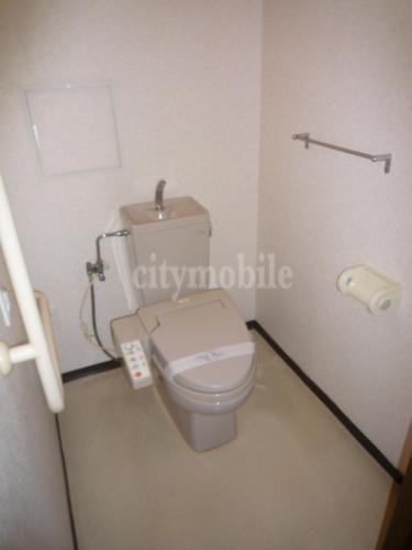 サンスプリング・西高>トイレ
