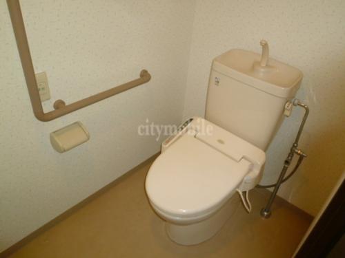 コンフォート壱番館>トイレ