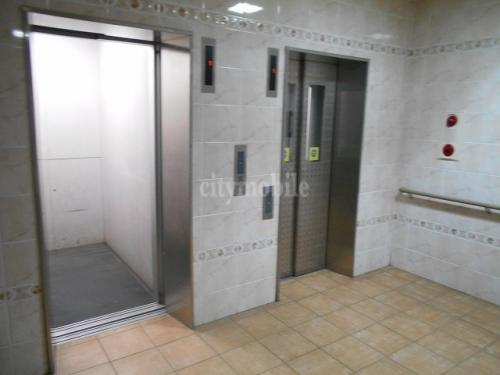ミスミコーチ>エレベーター