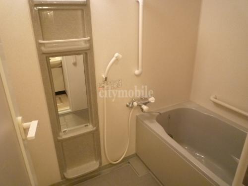 緑園都市プレ-ヌ>浴室