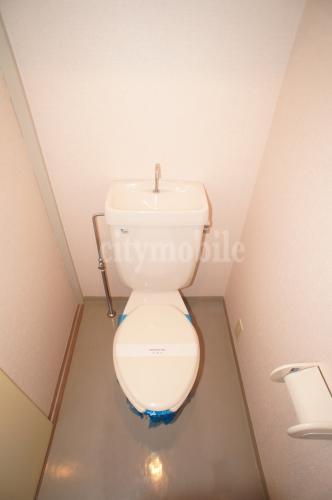 レヂデンス・リバーストーン>トイレ