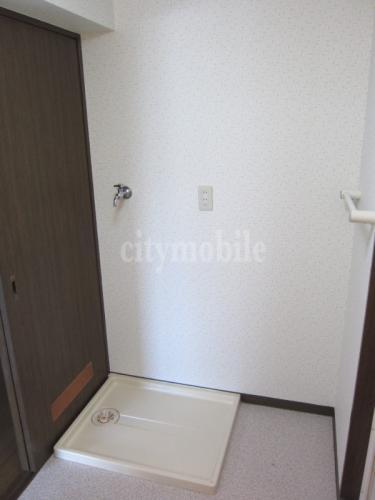 ヤマジンフローラ>室内洗濯機置き場