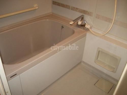 フォルティーヌ皿沼>浴室