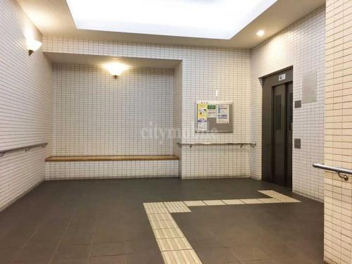 コーシャハイム南砂駅前>エレベーターホール