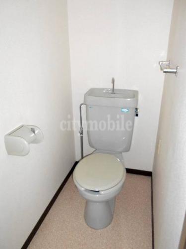 プラザサンタナカ3号館>トイレ